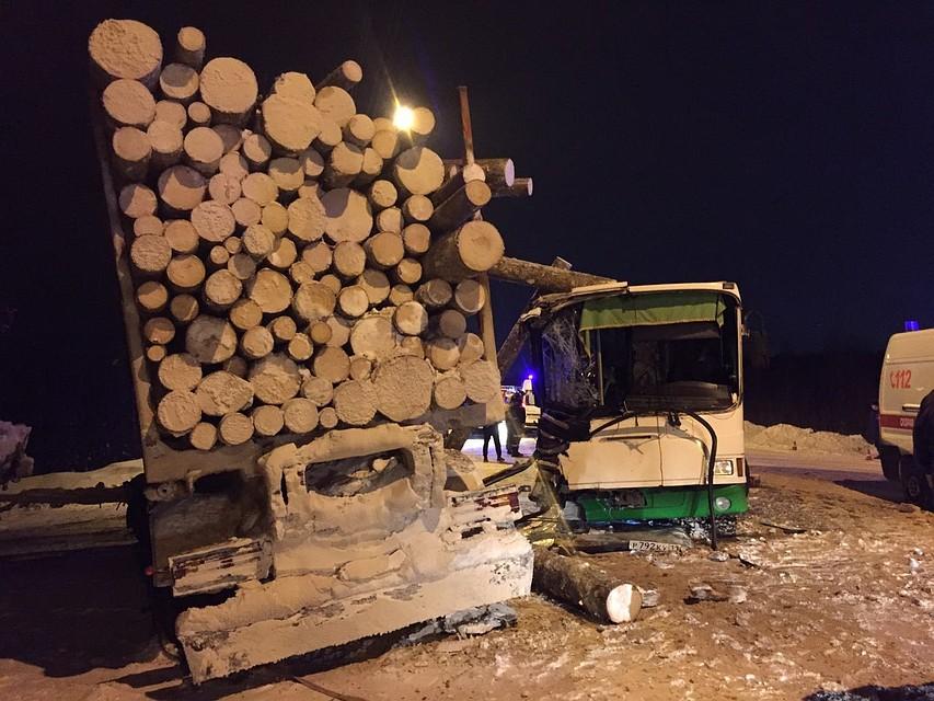 4ac8c232ace8 «Приходится идти на крайние меры, чтобы заработать копейку»  откровения  водителя лесовоза после резонансного ДТП под Сыктывкаром