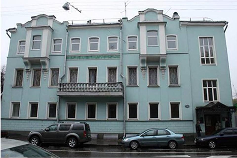 В квартире в доме № 30 на Садовнической улице учёный прожил сорок лет