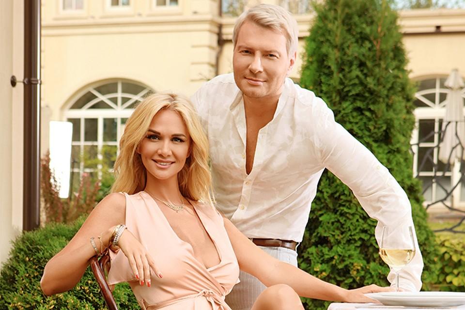 Николай Басков и Виктория Лопырева расстались в январе прошлого года, но сохранили дружеские отношения