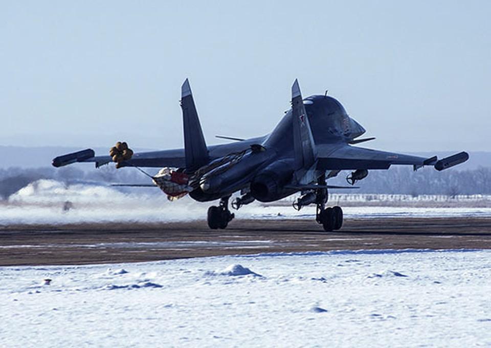 Спасатели нашли тело еще одного летчика, упавшего в Татарский пролив Су-34