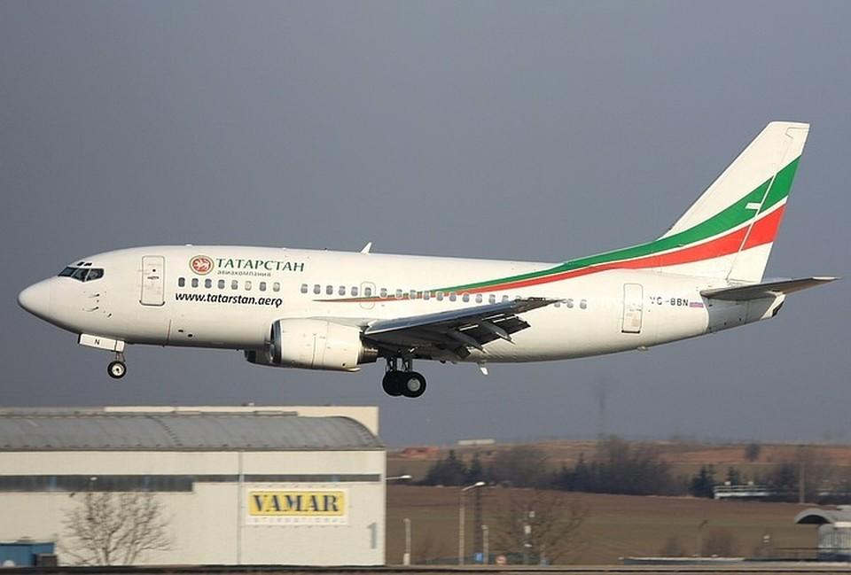 Самолет авиакомпании «Татарстан» разбился в международном аэропорту Казани 17 ноября 2013 года.