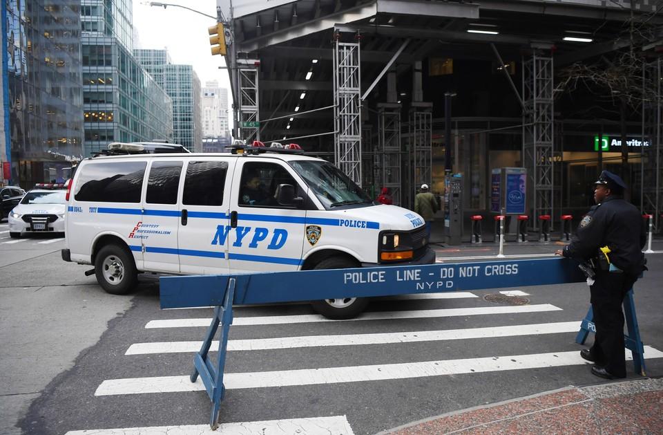 Полиция Нью-Йорка предотвратила атаку на мусульман