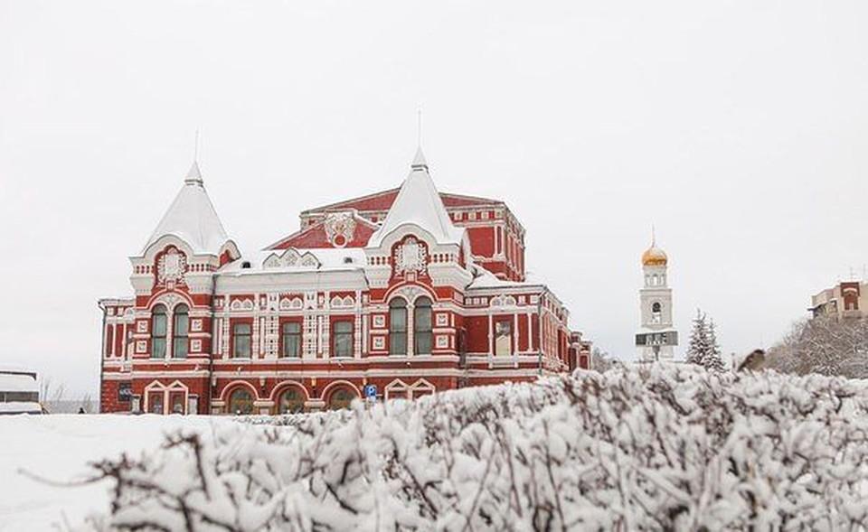 ФОТО: Самарский академический театр драмы им. М. Горького