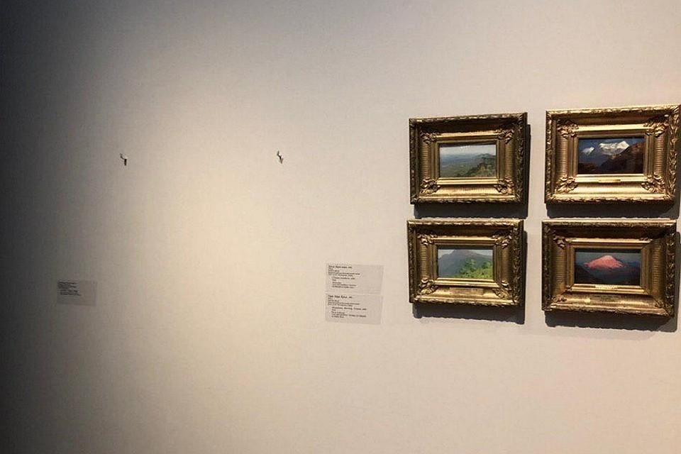Стали известны первые приметы грабителя, который украл картину из Третьяковской галереи