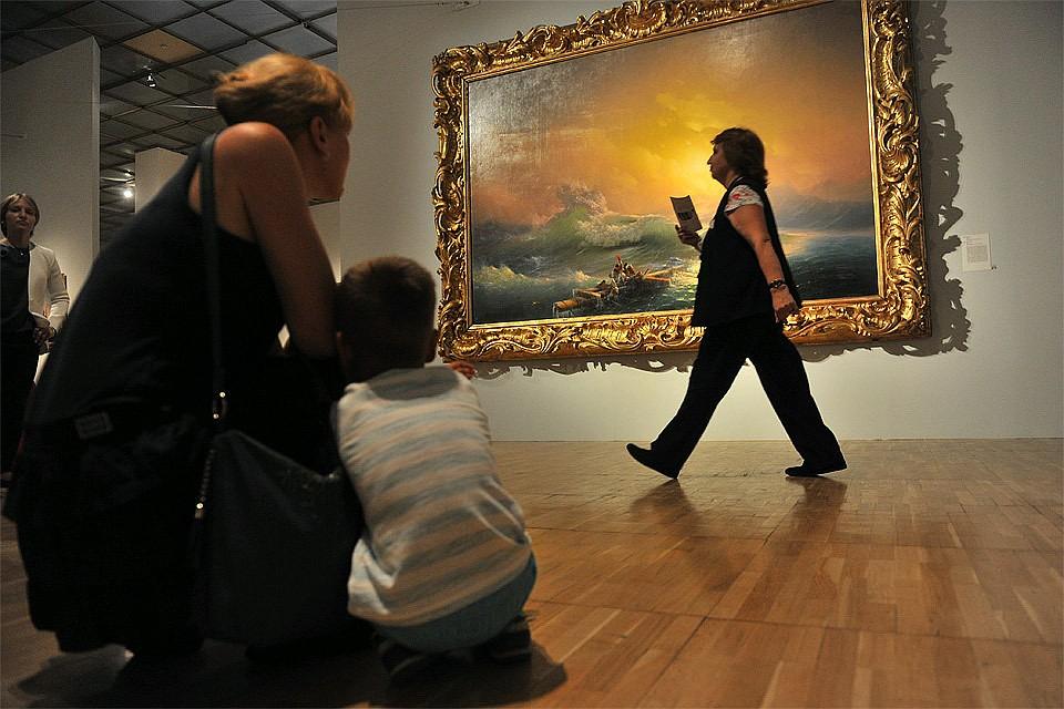 34a487957a72 Охотники за сокровищами  наглые кражи произведений искусства в России