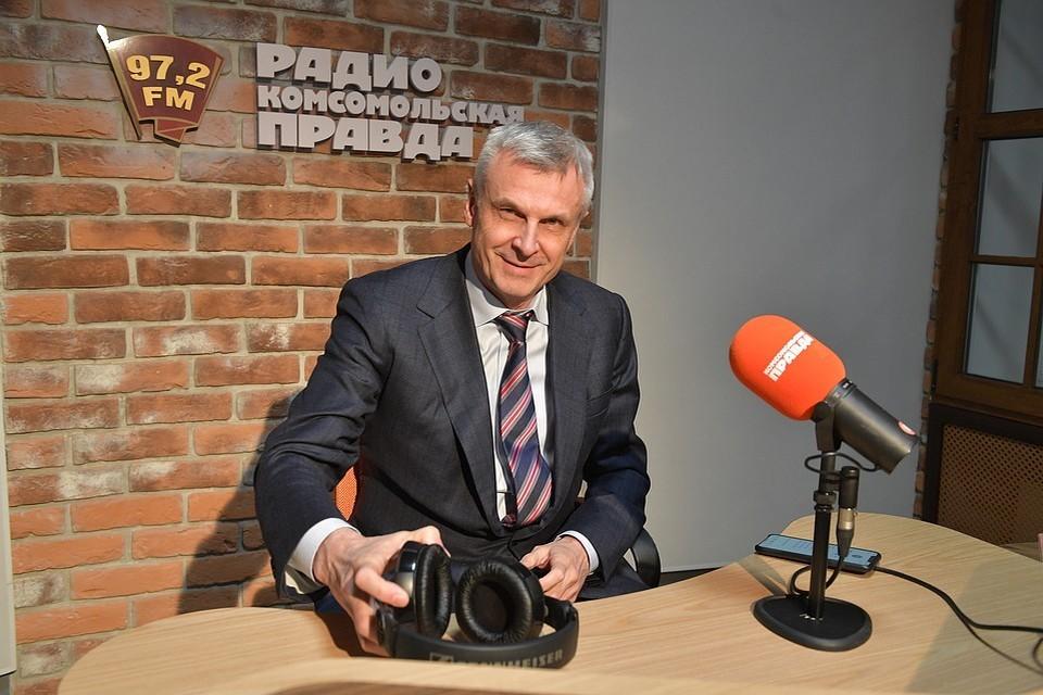 Губернатор Магаданской области Сергей Носов распорядился поднять зарплату бюджетникам