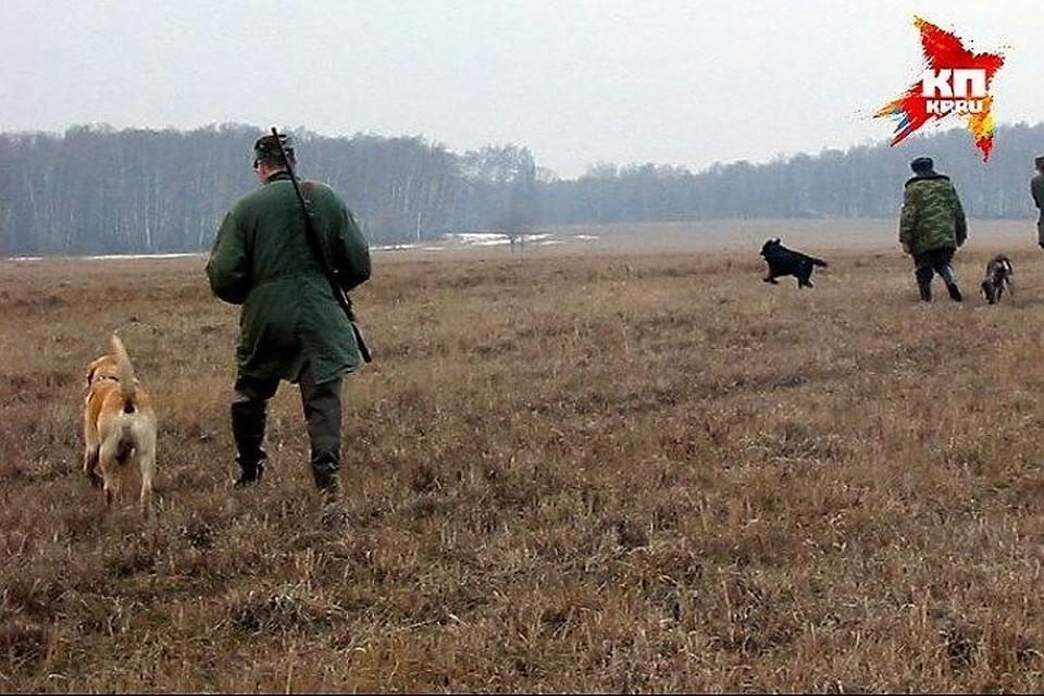 Выходить на охоту нужно только, имея необходимое разрешение
