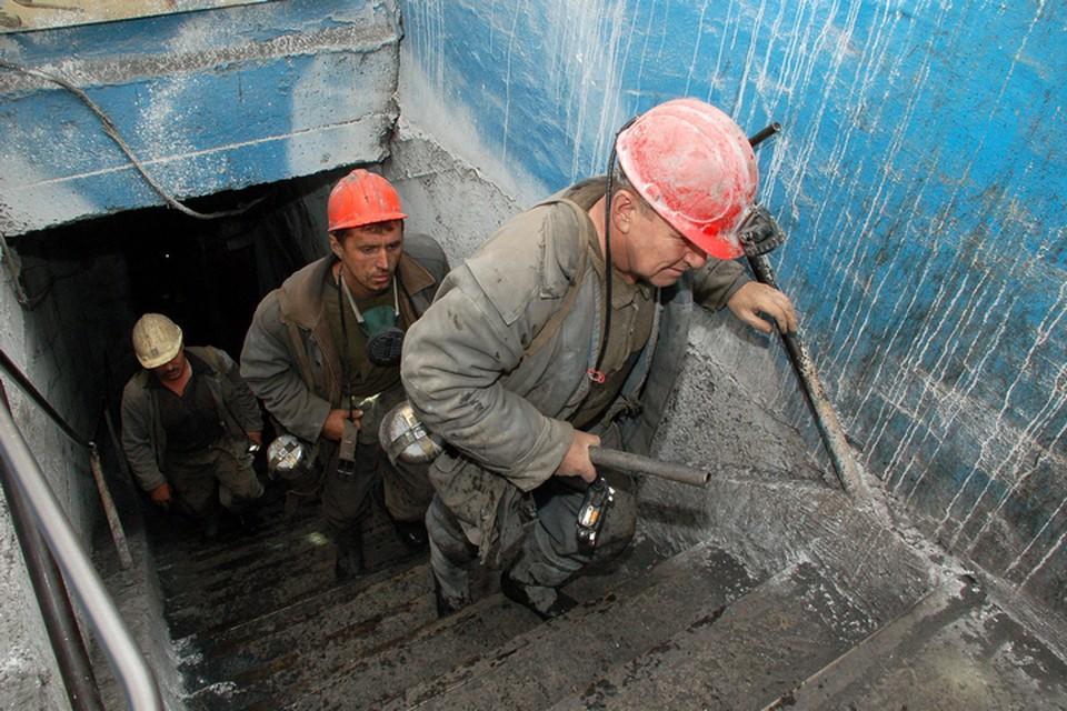 Выброс метана на шахте привел к обрушению. Один человек погиб под завалами. Фото: Архив «КП»