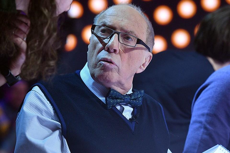 Народный артист РСФСР ушел из жизни в возрасте 83 лет