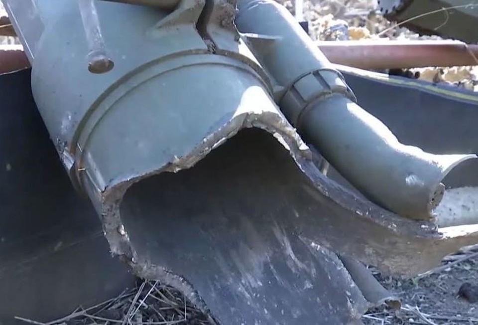 Украинское прославленное оружие уничтожает своих же. Фото: obozrevatel.com