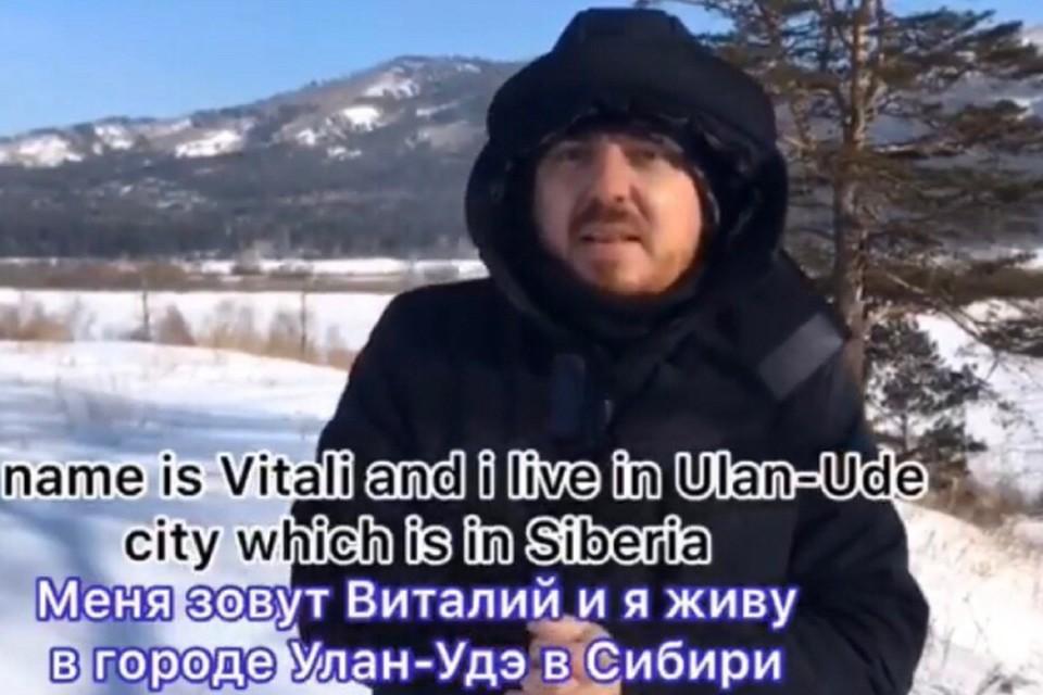 Сибиряк собрался в кругосветное путешествие на велосипеде.