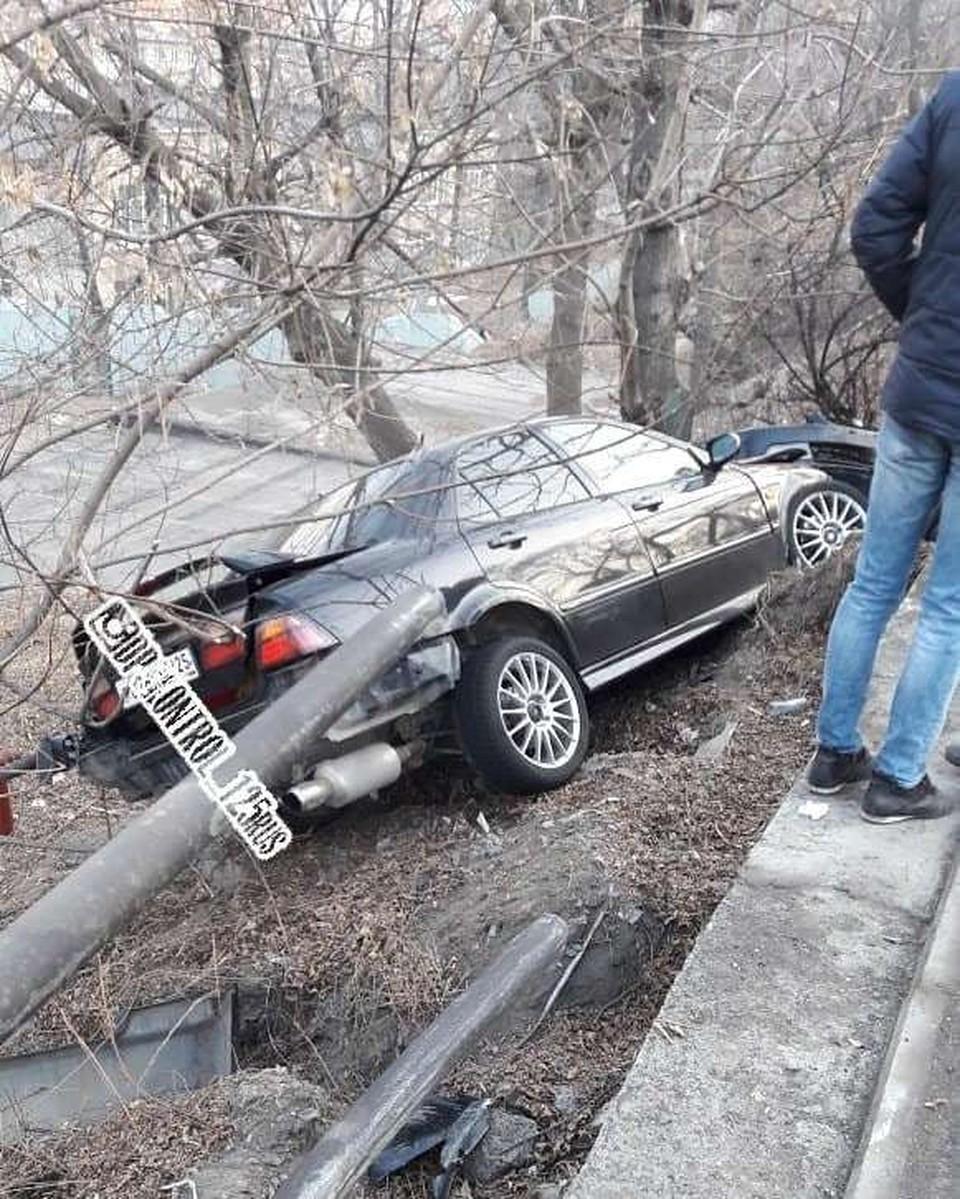 Судя по всему, скорость автомобиля была явно выше разрешённой. Фото: dpskontrol_125rus.