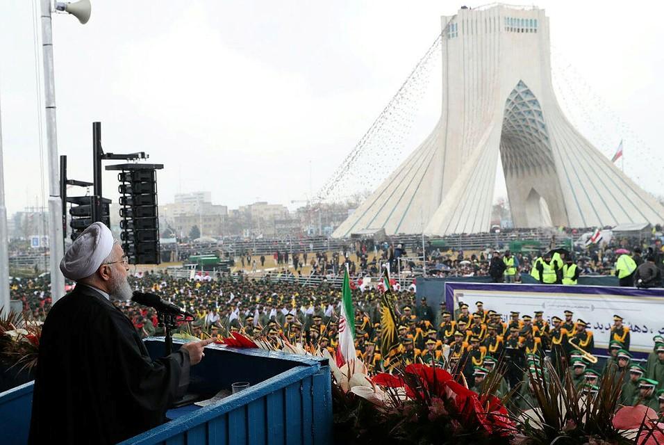 Image result for 40 лет Исламской революции