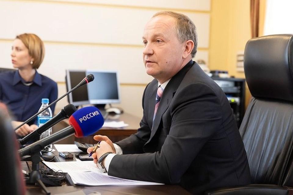 Олег Гуменюк собрал первую большую пресс-конференцию на посту и.о. мэра Владивостока