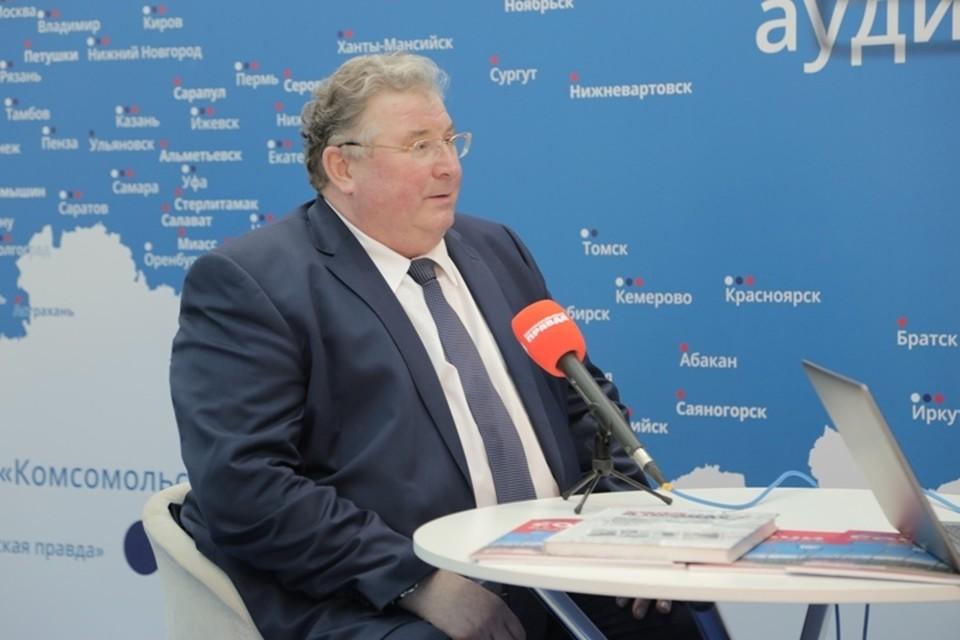 Владимир Волков рассказал подробнее о том, как республика будет жить и развиваться после прошедшего чемпионата мира по футболу