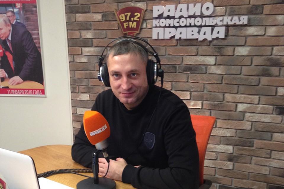 Официальный представитель российского завода-изготовителя ионизаторов и очистителей воды «Аквалайф» Андрей Петрович.