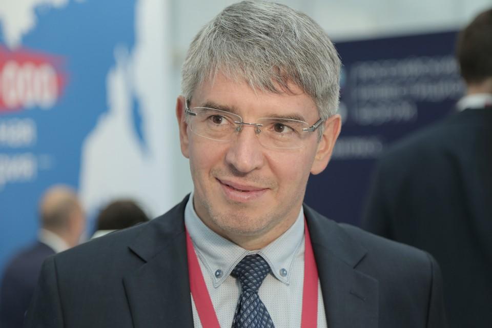Алексей Фурсин, руководитель Департамента предпринимательства и инновационного развития г. Москвы