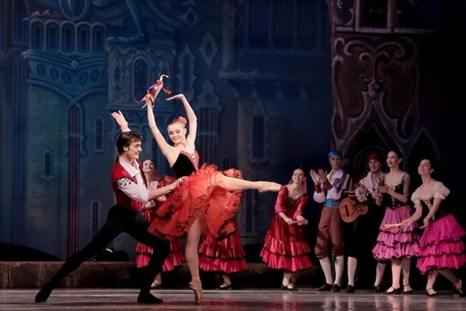 Программу фестиваля составили лучшие репертуарные спектакли Театра оперы и балета Коми. Фото: www.komiopera.ru