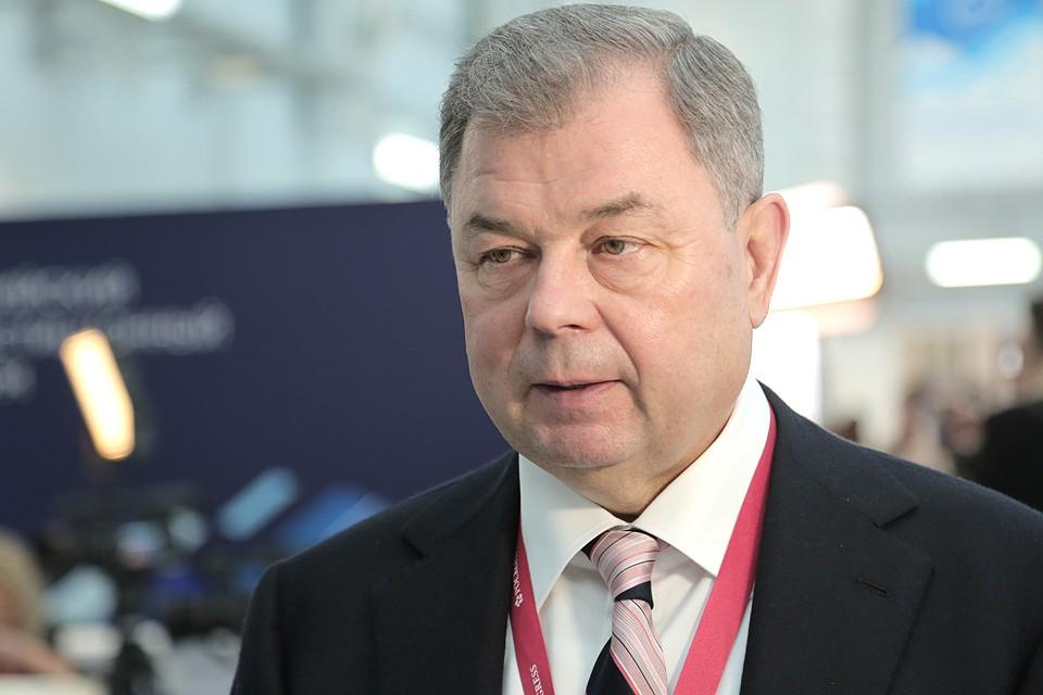 Губернатор Калужской области Анатолий Артамонов.