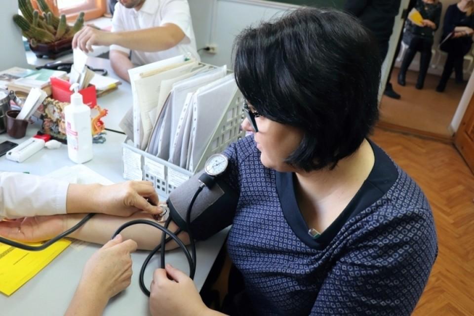 Кузбассовцы смогут проходить диспансеризацию в рабочее время . Фото: пресс-служба АКО.