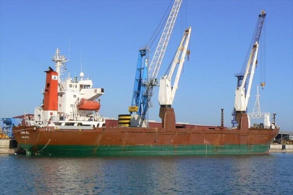 """Судно """"Seagrand"""" принадлежит владивостокской компании """"Востокморсервис"""". Фото: marinetraffic.com\Manuel Hernandez"""
