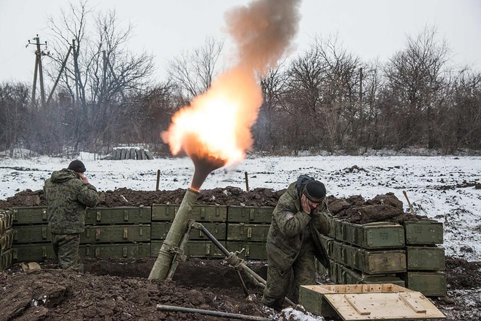 ВСУ за сутки 23 раза обстреляли территорию ДНР