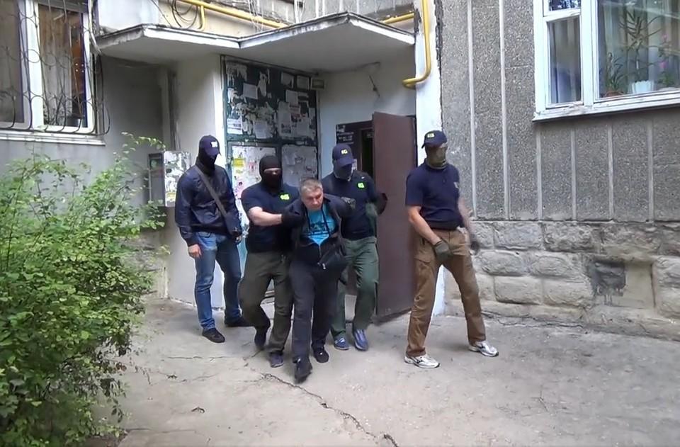 """""""Комсомолка"""" вспомнила, кого задерживали в Крыму за шпионаж и диверсии"""