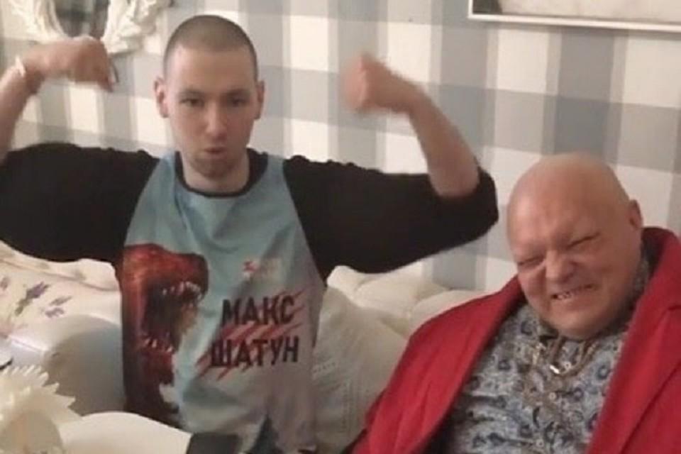 """""""Синтоловый качок"""" снимется в фильме Барецкого"""