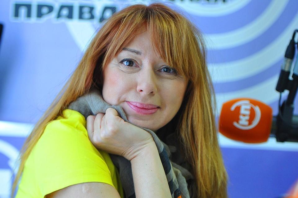 Алена Апина призналась, что у нее весьма сложное отношение к крымскому вопросу