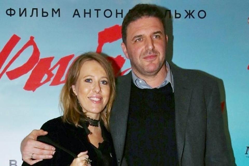 Ксения Собчак и Максим Виторган подтвердили, что они больше не вместе.