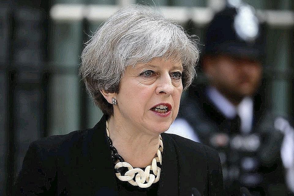 Ранее стало известно о том, что Мэй попросила больше времени на переговоры по выходу Великобритании из ЕС