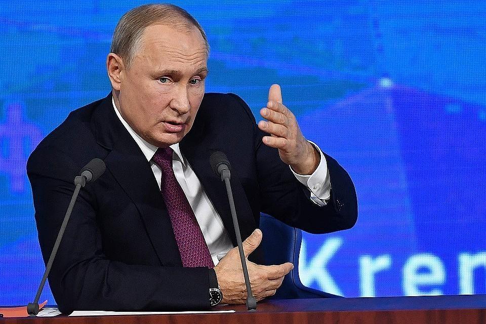 Путин: Россия рассчитывает на вклад ОБСЕ в урегулировании украинского кризиса