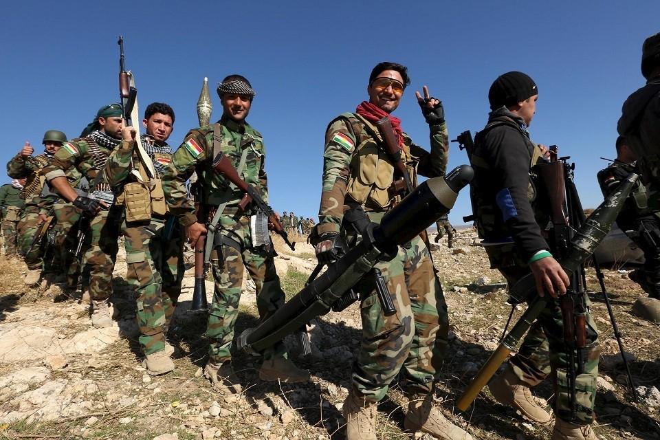 На стороне террористов в Сирии воюет около 1,3 тысячи дагестанских исламистов