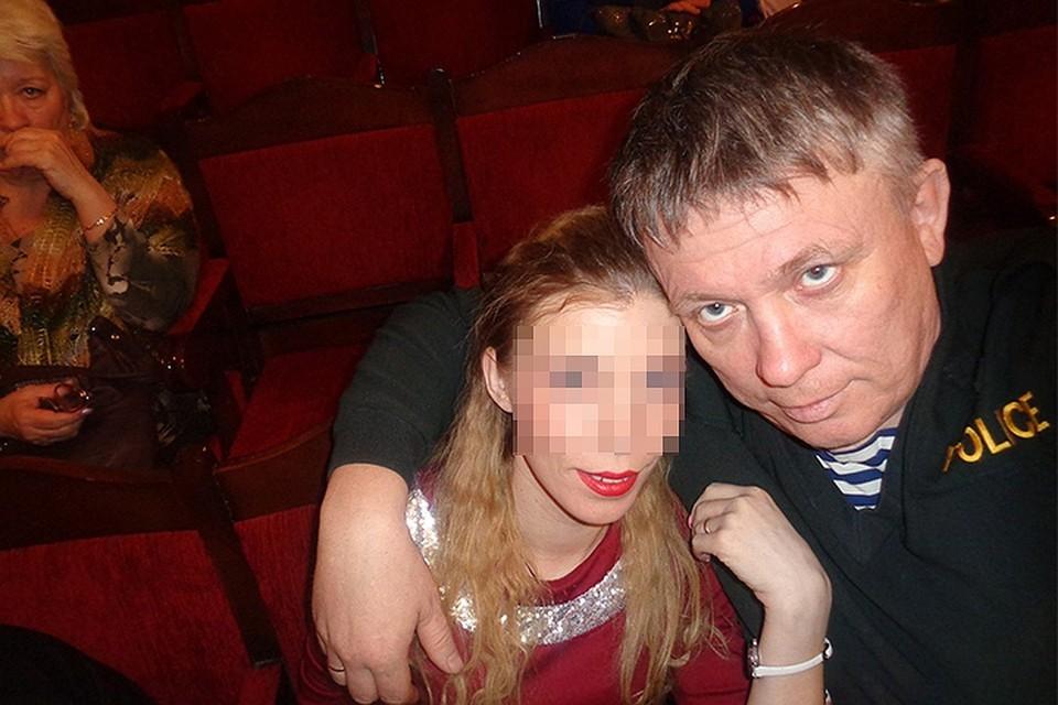 Лида и Ростислав. Фото из семейного архива