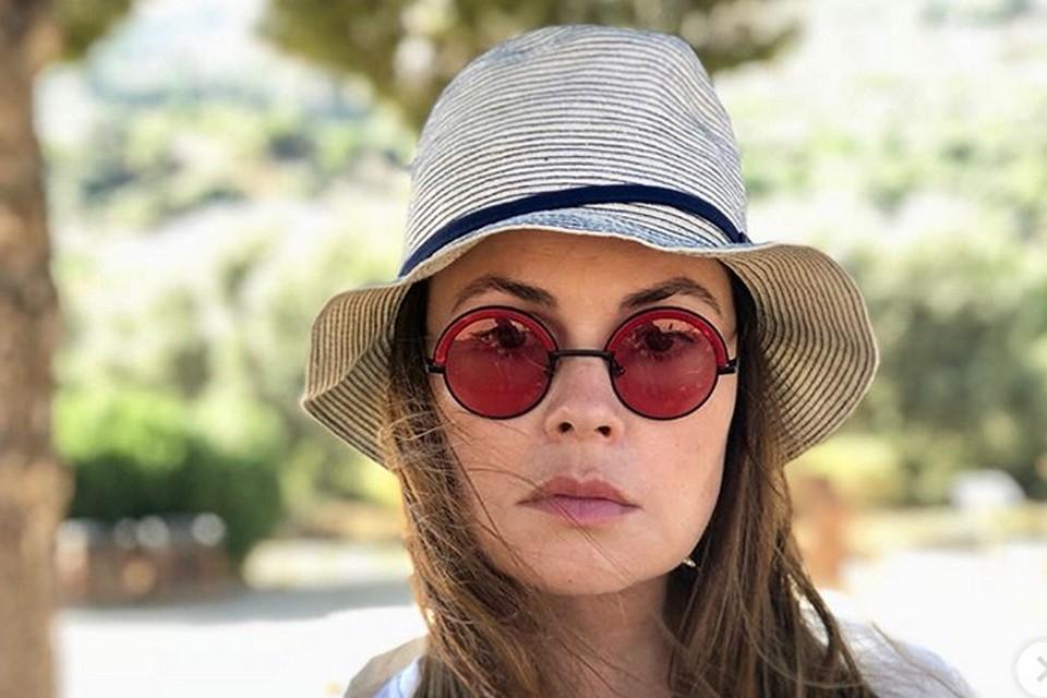 Екатерина Андреева улетела на отдых в Дубай