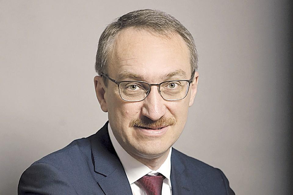 Главный редактор журнала «Историк» Владимир Рудаков.