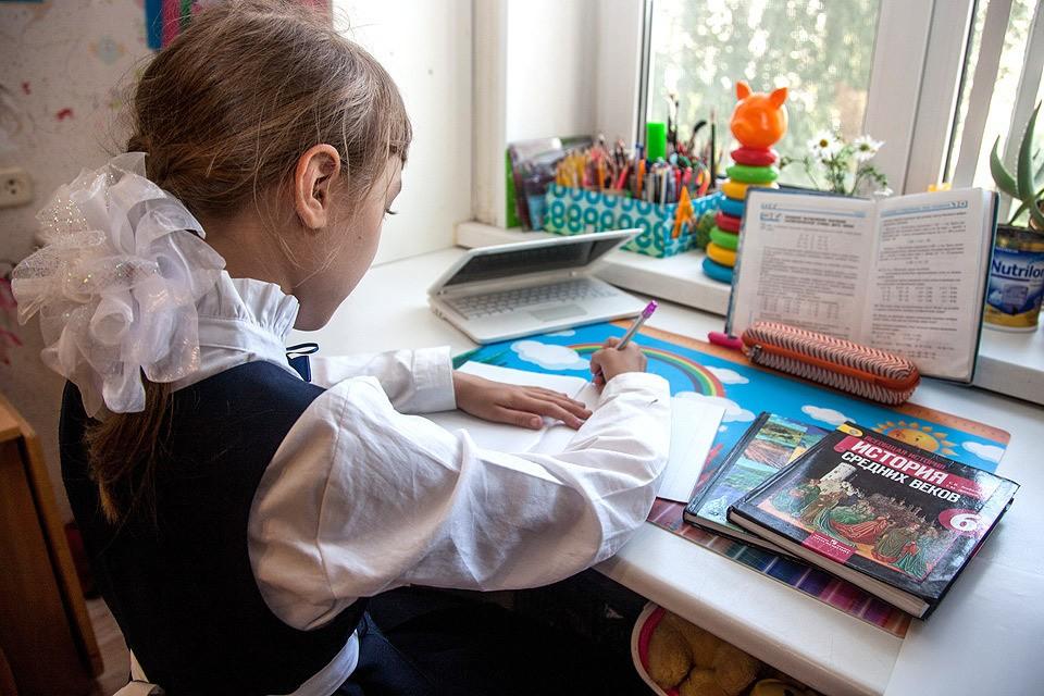 Нагрузку на российских школьников признали рекордной.