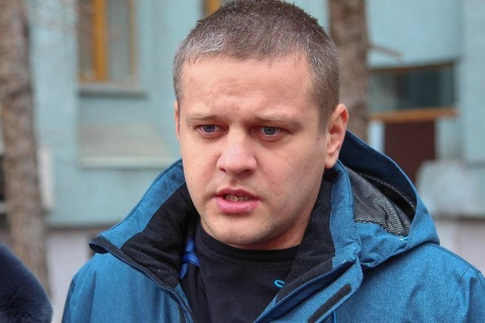 """В годовщину трагедии в """"Зимней вишни"""" Игорь Востриков пришел на место пожара"""