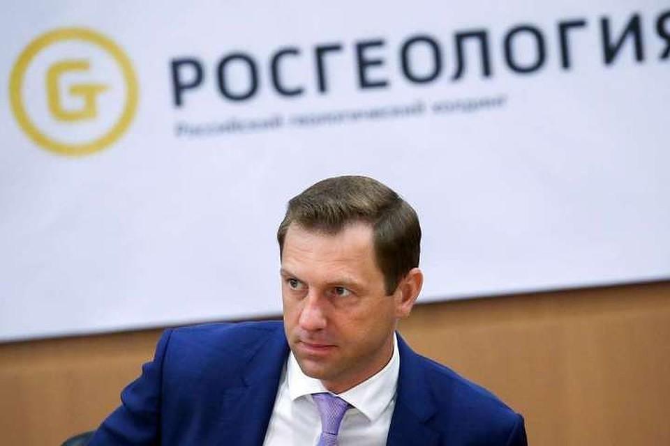 Экс-глава «Росгеологии» Роман Панов. Фото: Артем Геодакян/ТАСС
