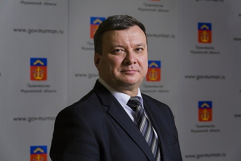 Валерий Перетрухин Фото: пресс-служба правительства Мурманской области