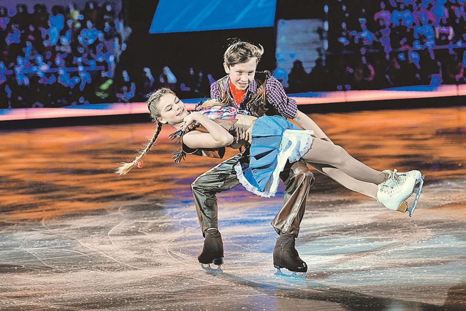 По словам Татьяны Навки, многие из участников шоу смогут впоследствии выступать на Олимпийских играх. Фото: Максим ЛИ/Первый канал
