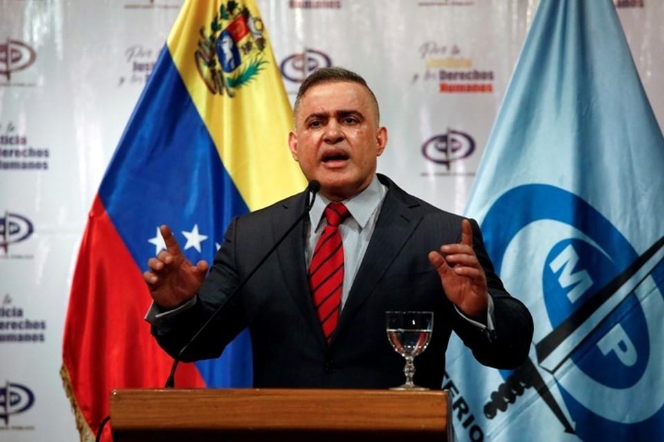 Генеральный прокурор Венесуэлы Тарек Уильям Сааб