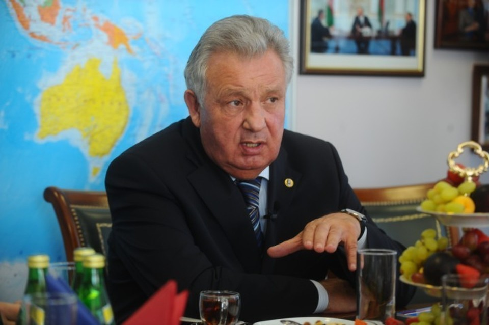 Задержание экс-губернатора Хабаровского края Виктора Ишаева: прямая онлайн-трансляция