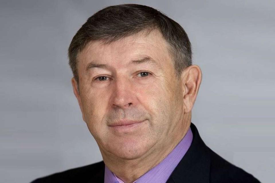 Петр Медведев. Фото: Законодательное Собрание Красноярского края