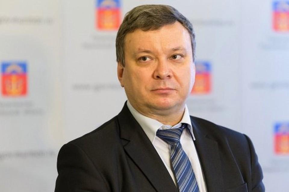 Валерий Перетрухин. Фото: пресс-служба правительства Мурманской области.