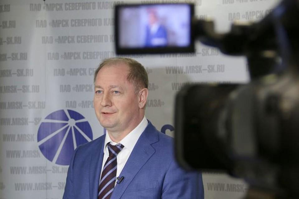 В МРСК Северного Кавказа представили нового руководителя - Виталия Иванова.