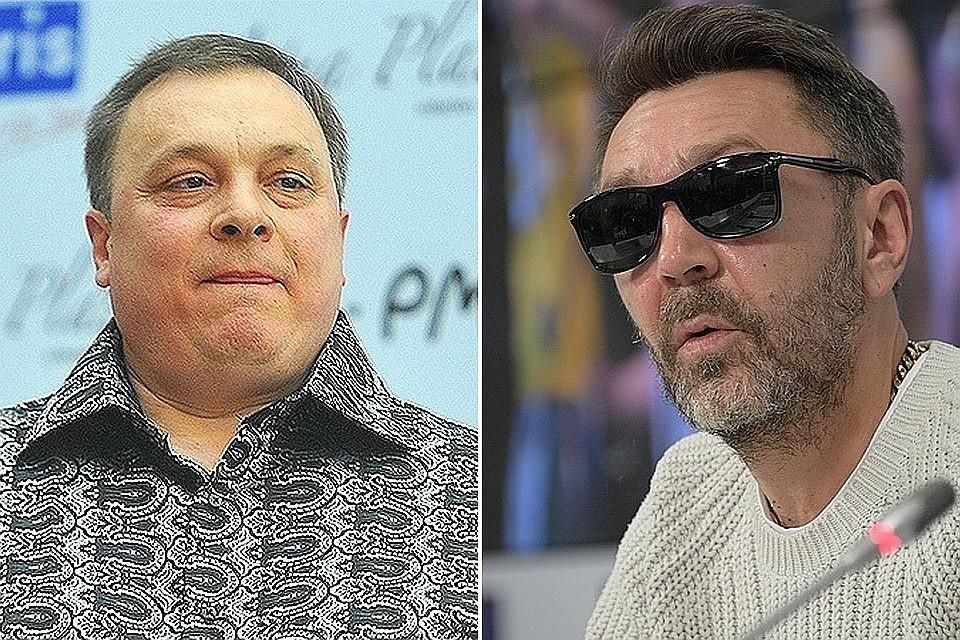 Андрей Разин в своей соцсети объявил награду в 5 миллионов рублей тому, кто «разобьет рожу» Шнуру