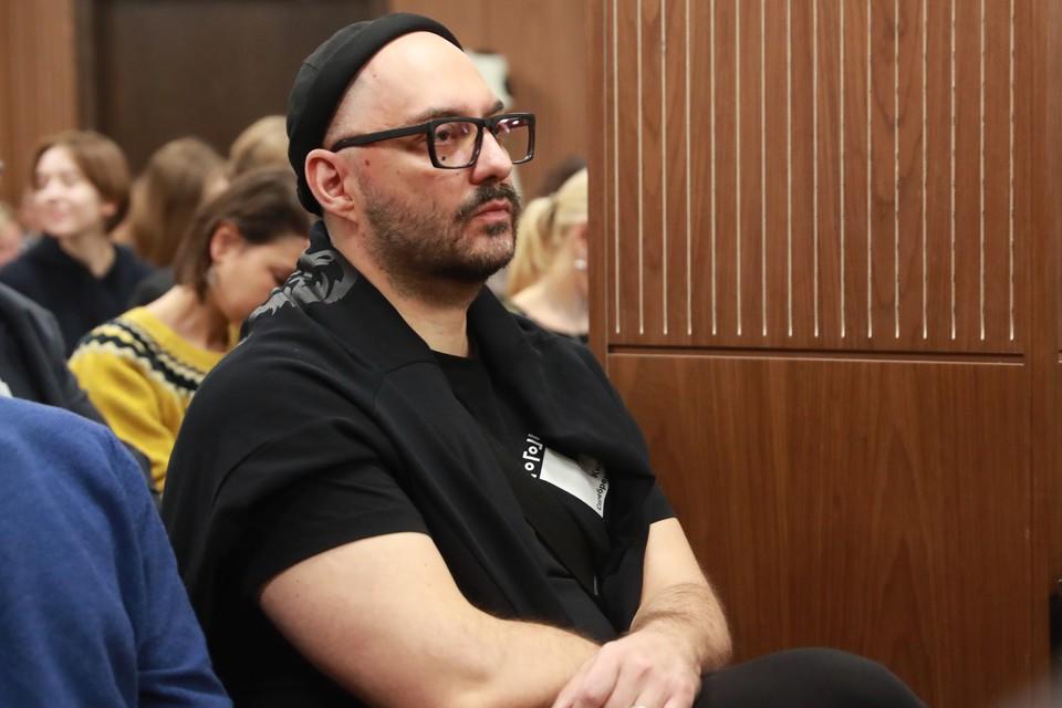 Режиссер Кирилл Серебренников. Фото: Сергей Фадеичев ТАСС