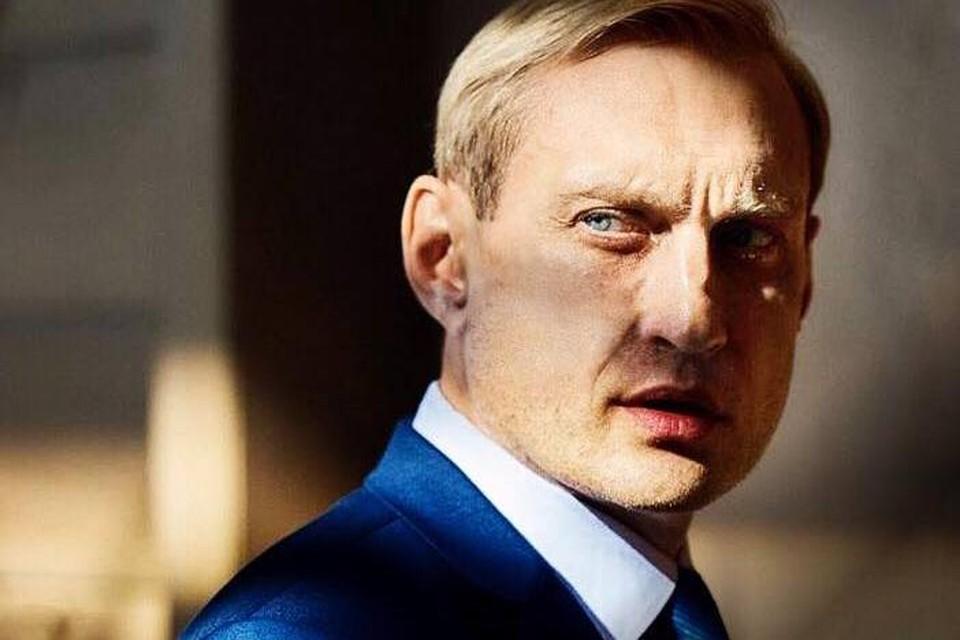 Андрей Филонов. Фото: Личная страница в соцсетях