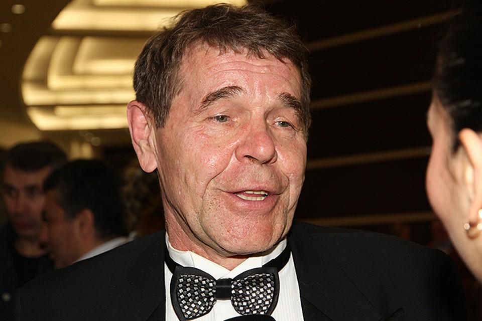 Народный артист России скончался 3 апреля. Ему было 68 лет